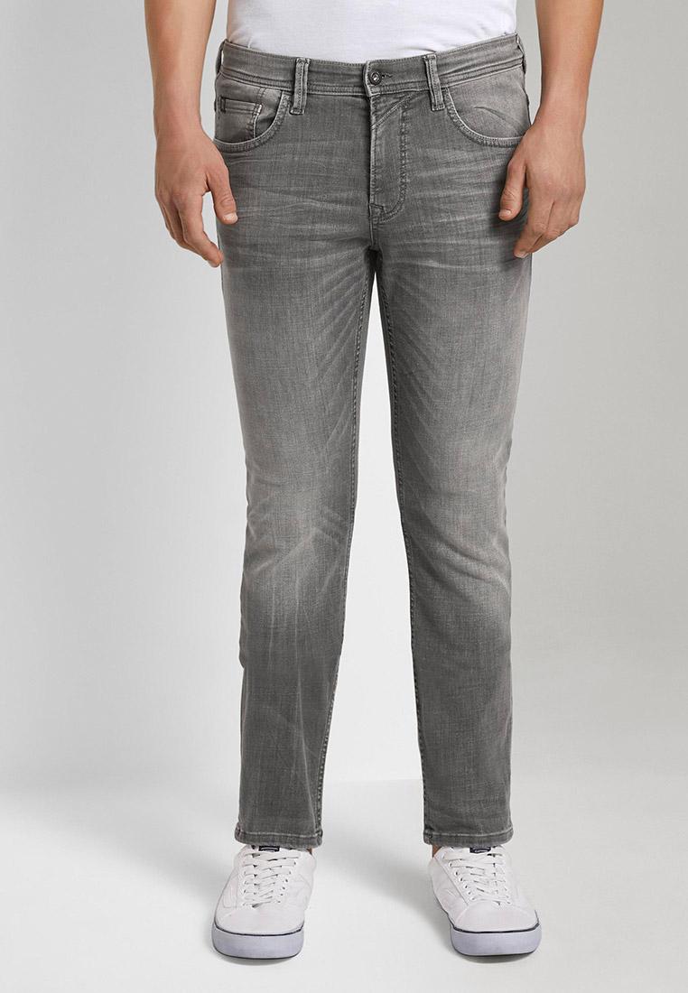 Зауженные джинсы Tom Tailor Denim 1020741: изображение 1