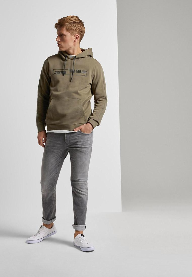 Зауженные джинсы Tom Tailor Denim 1020741: изображение 2