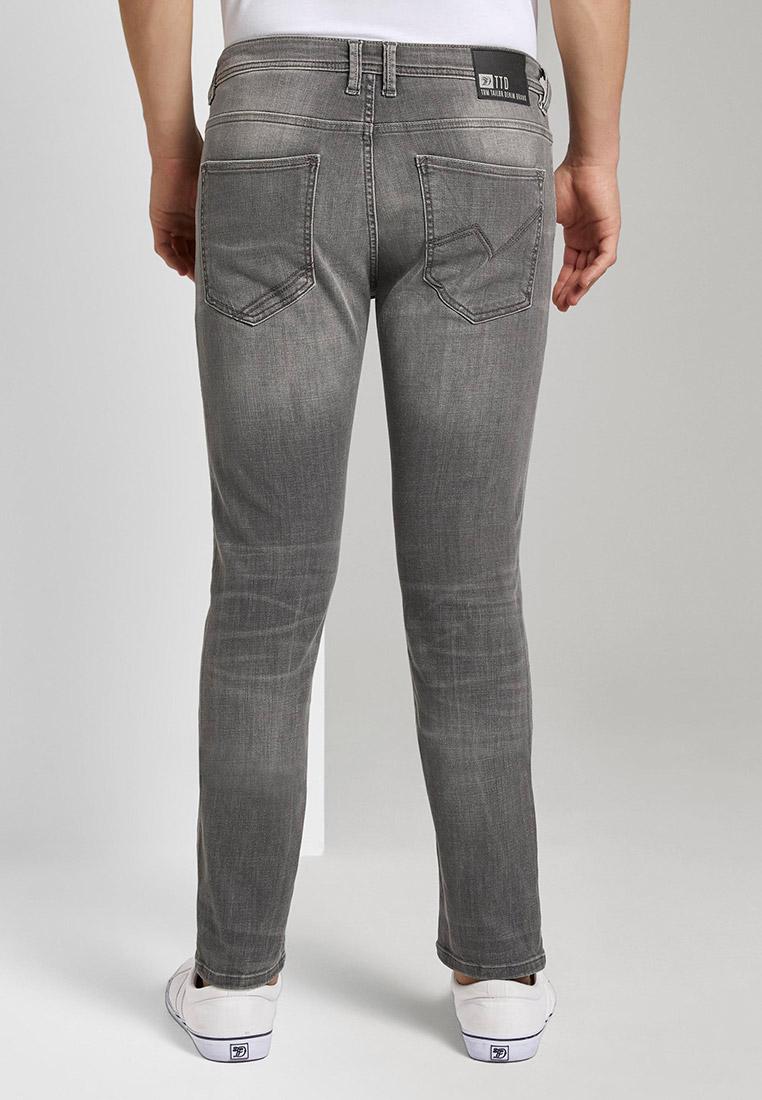 Зауженные джинсы Tom Tailor Denim 1020741: изображение 3