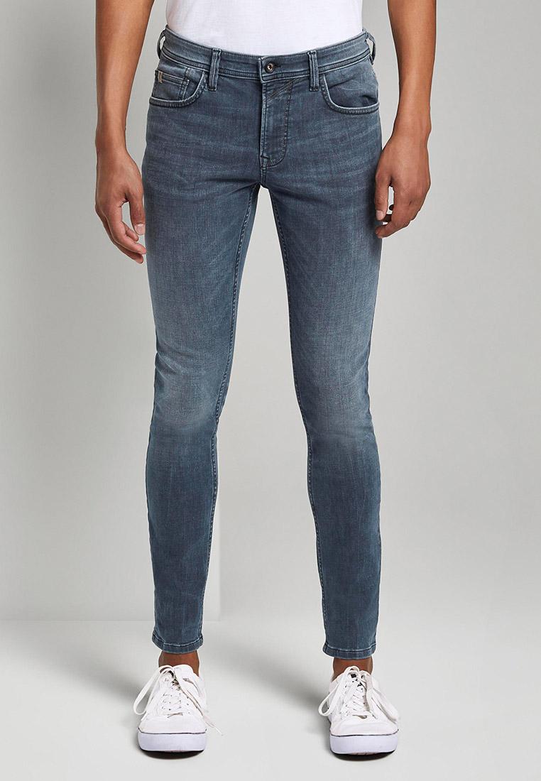 Зауженные джинсы Tom Tailor Denim 1021586: изображение 1