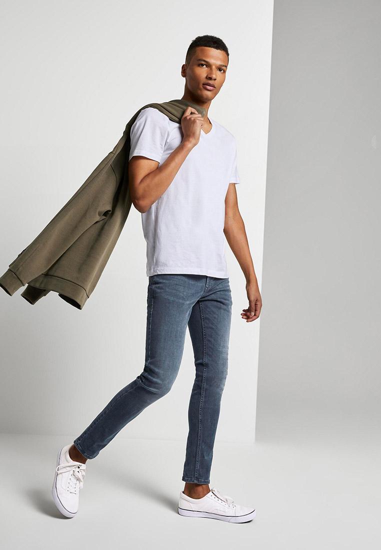 Зауженные джинсы Tom Tailor Denim 1021586: изображение 2