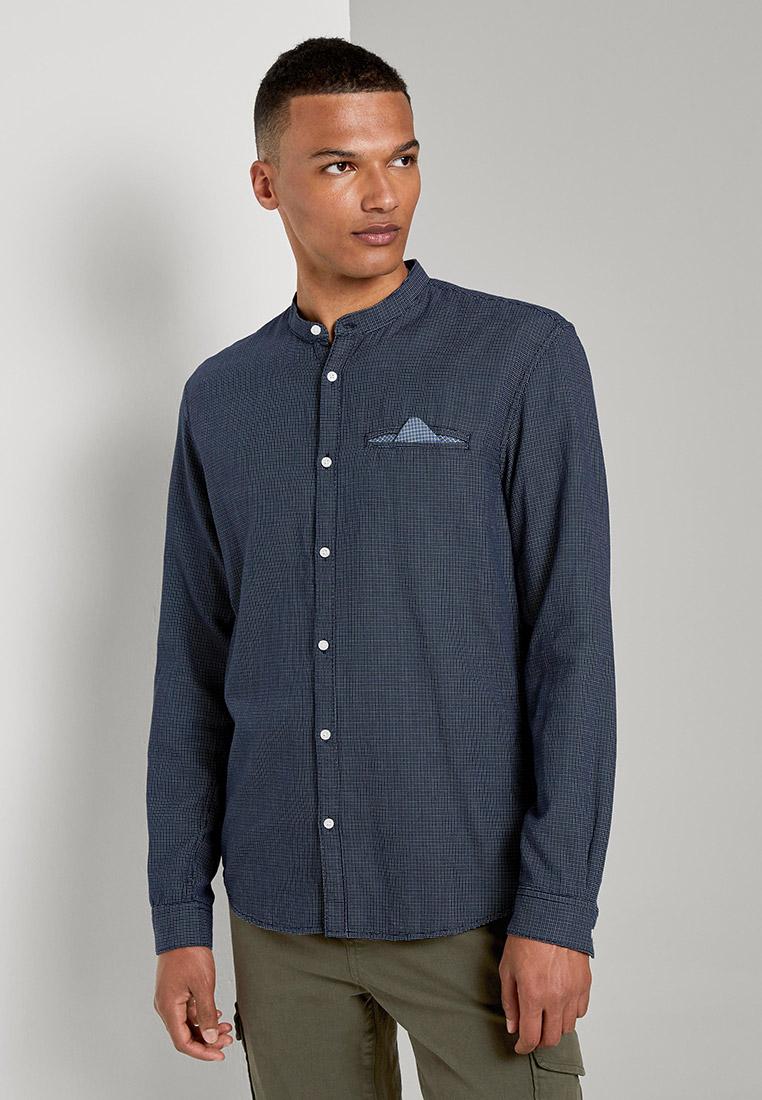 Рубашка с длинным рукавом Tom Tailor Denim 1020173: изображение 1