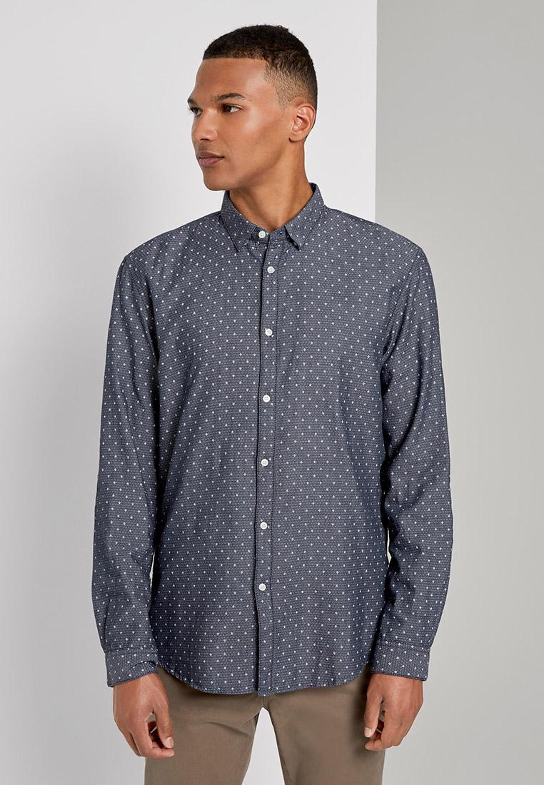 Рубашка с длинным рукавом Tom Tailor Denim 1020174: изображение 1