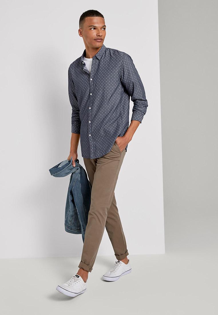 Рубашка с длинным рукавом Tom Tailor Denim 1020174: изображение 2