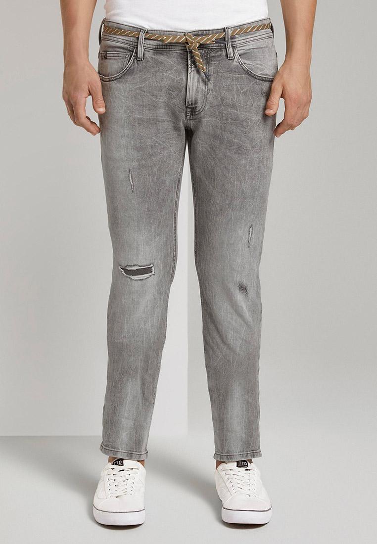 Зауженные джинсы Tom Tailor Denim 1020493: изображение 1