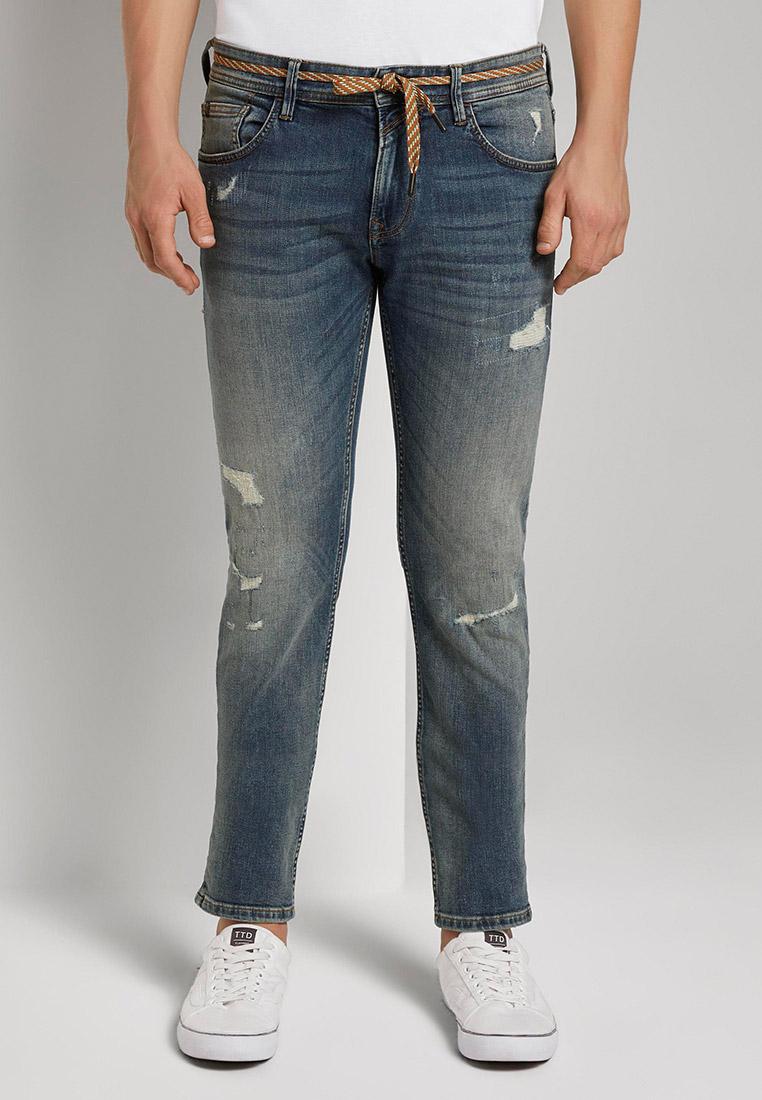Зауженные джинсы Tom Tailor Denim 1020493