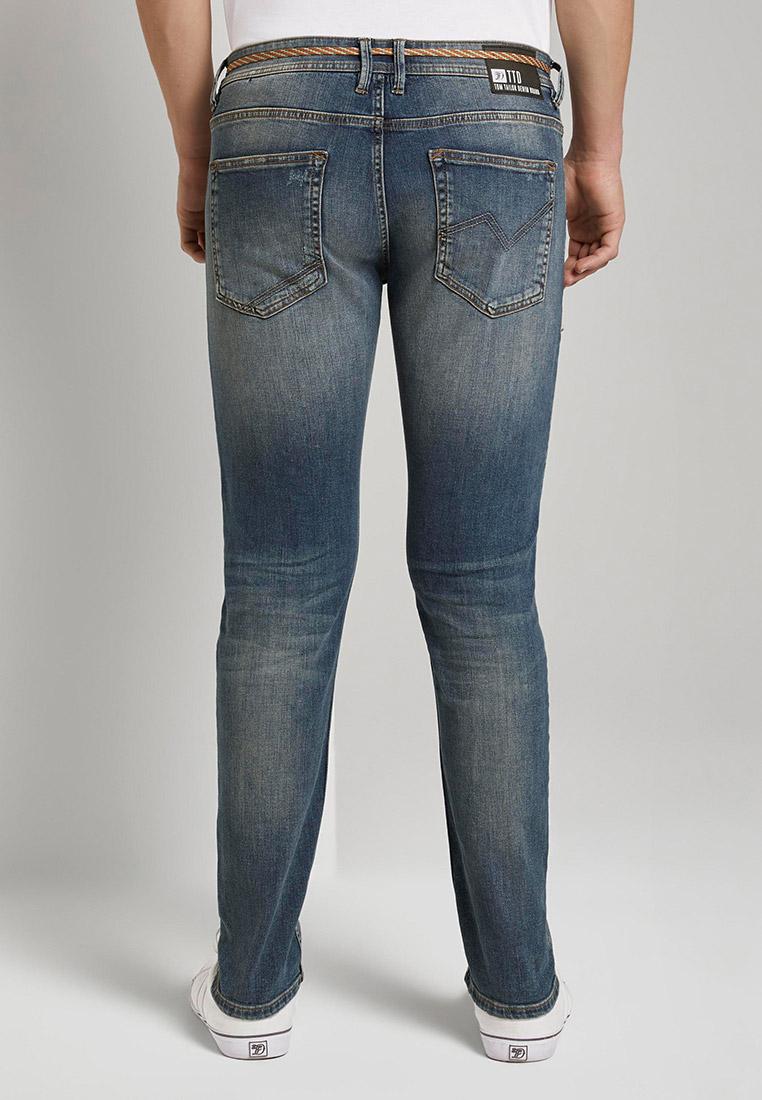 Зауженные джинсы Tom Tailor Denim 1020493: изображение 3