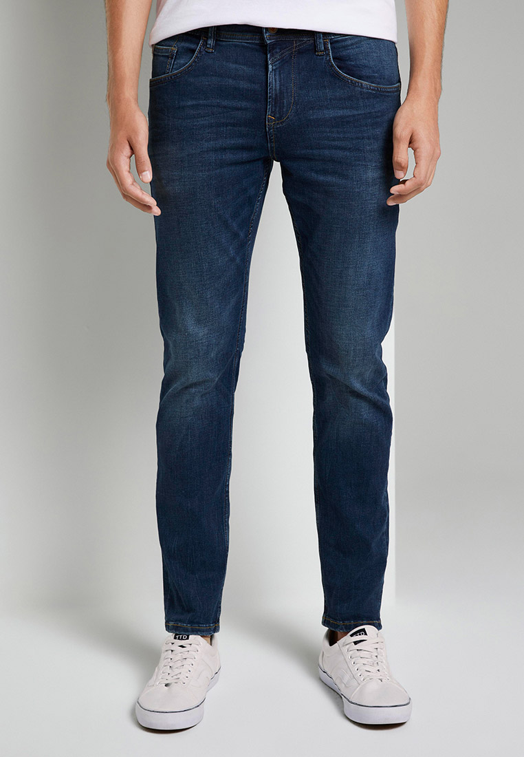 Зауженные джинсы Tom Tailor Denim 1021102