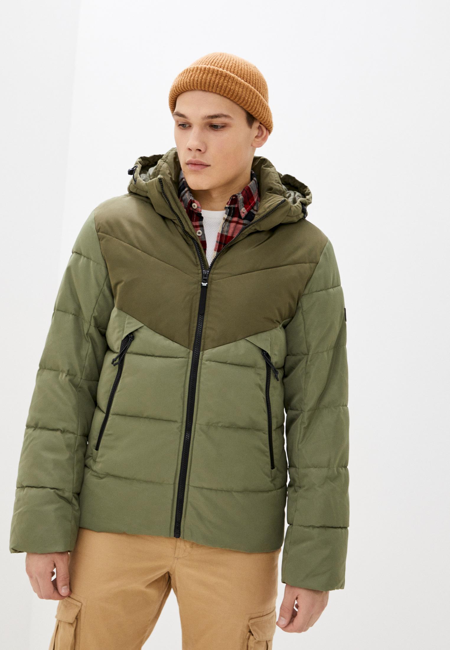 Утепленная куртка Tom Tailor Denim 1020240