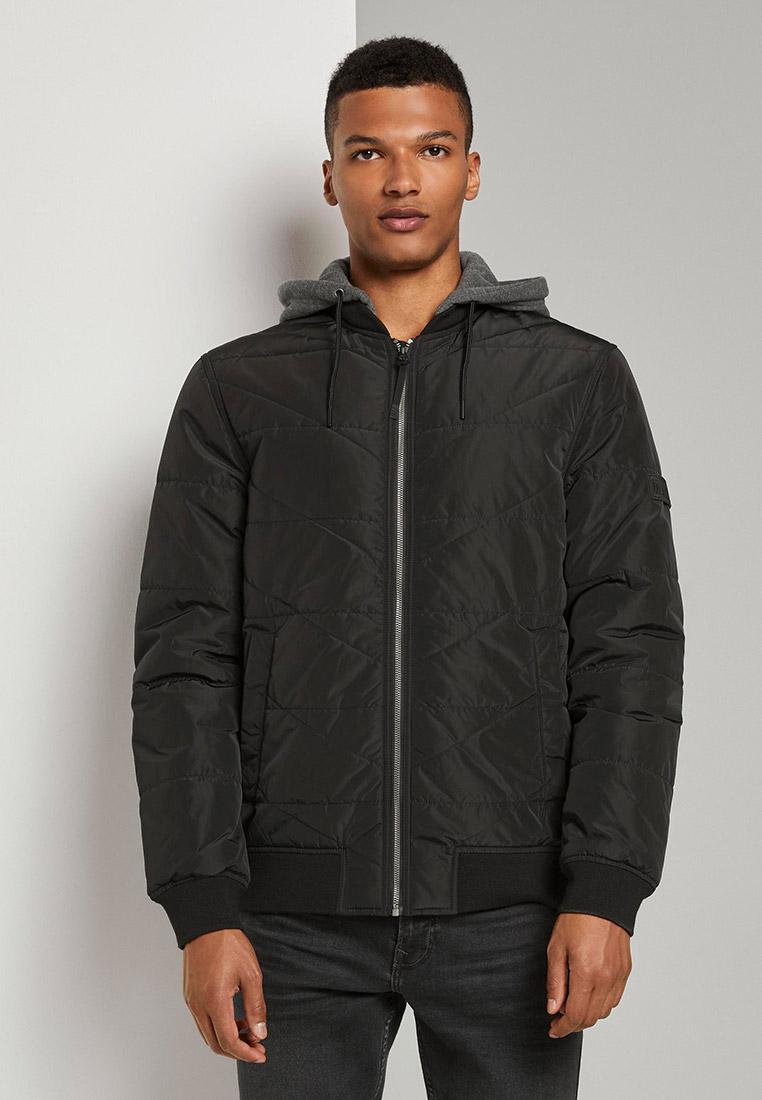 Утепленная куртка Tom Tailor Denim 1020790: изображение 1