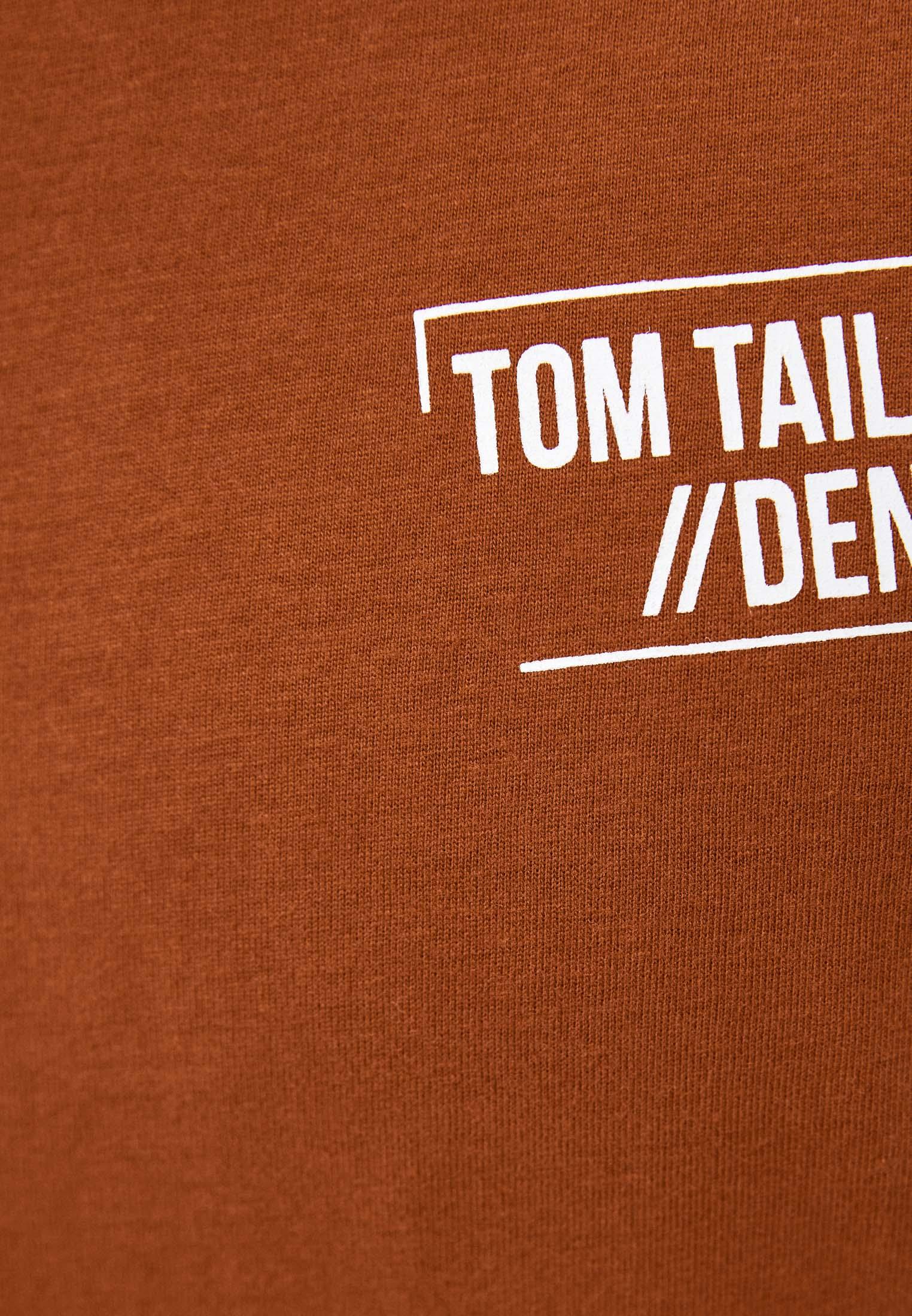 Футболка с коротким рукавом Tom Tailor Denim 1021278: изображение 3