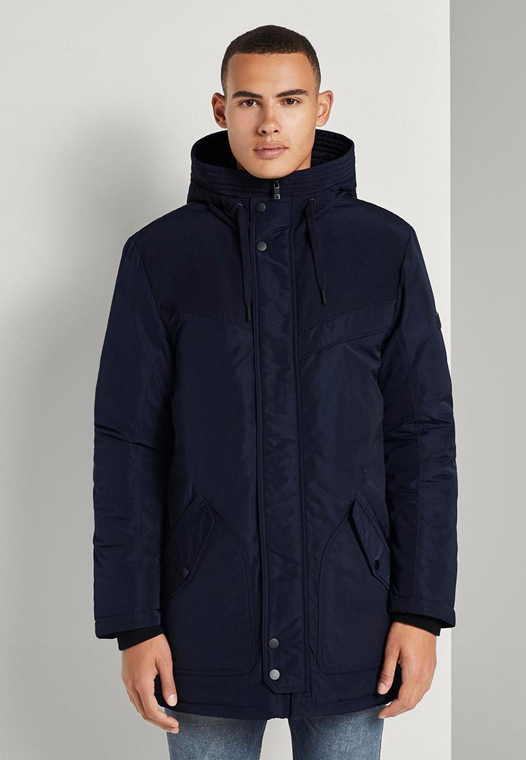 Утепленная куртка Tom Tailor Denim 1020248: изображение 1