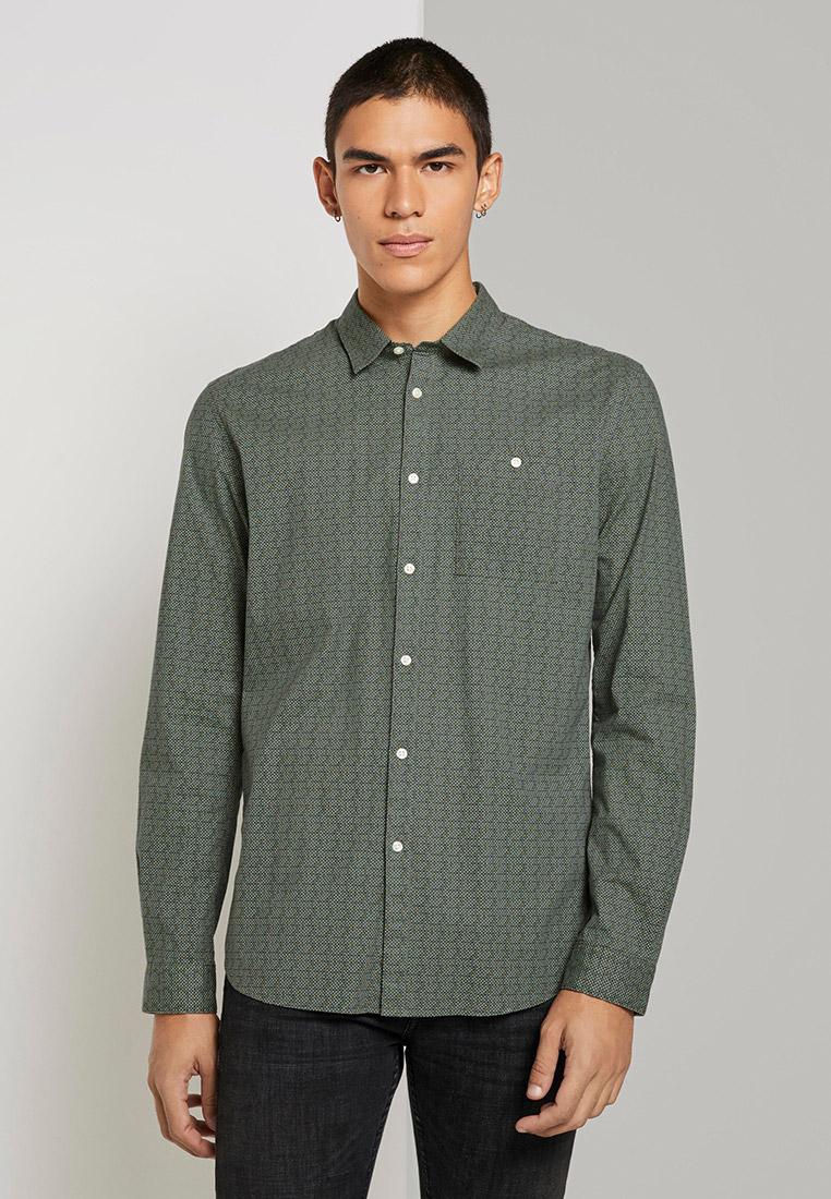Рубашка с длинным рукавом Tom Tailor Denim 1022739