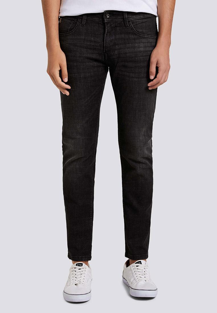 Зауженные джинсы Tom Tailor Denim 1020743: изображение 1