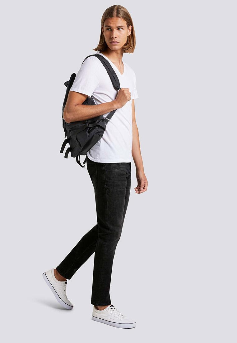 Зауженные джинсы Tom Tailor Denim 1020743: изображение 3