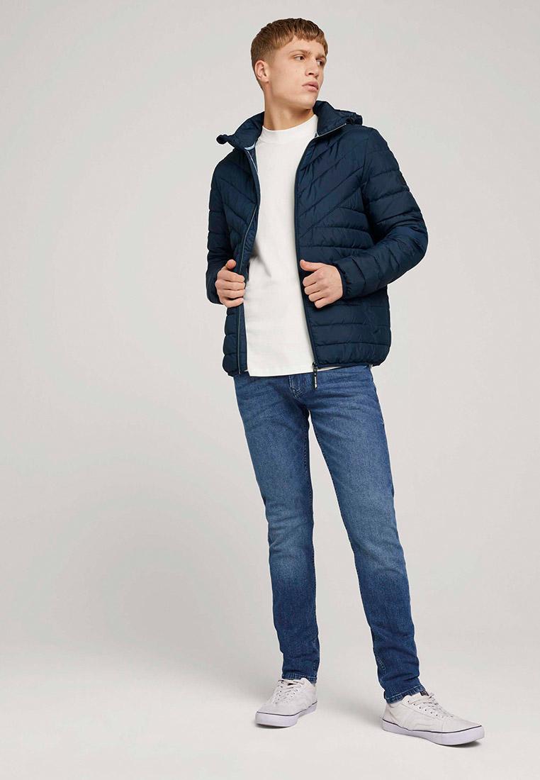 Зауженные джинсы Tom Tailor Denim 1026049: изображение 3