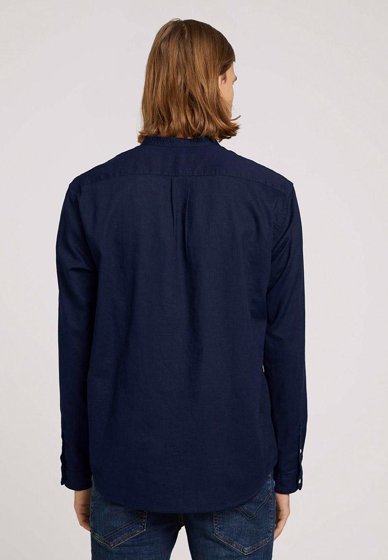 Рубашка с длинным рукавом Tom Tailor Denim 1025154: изображение 2