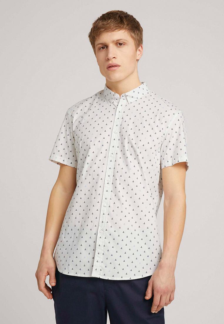 Рубашка с длинным рукавом Tom Tailor Denim 1025169: изображение 1