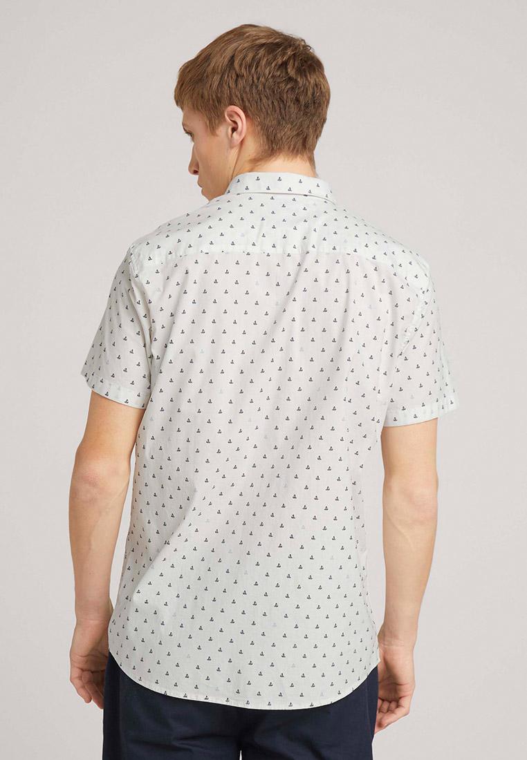Рубашка с длинным рукавом Tom Tailor Denim 1025169: изображение 2