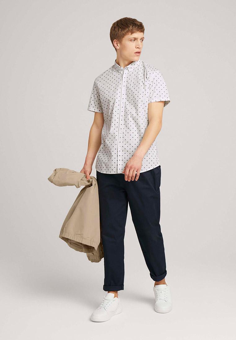 Рубашка с длинным рукавом Tom Tailor Denim 1025169: изображение 3