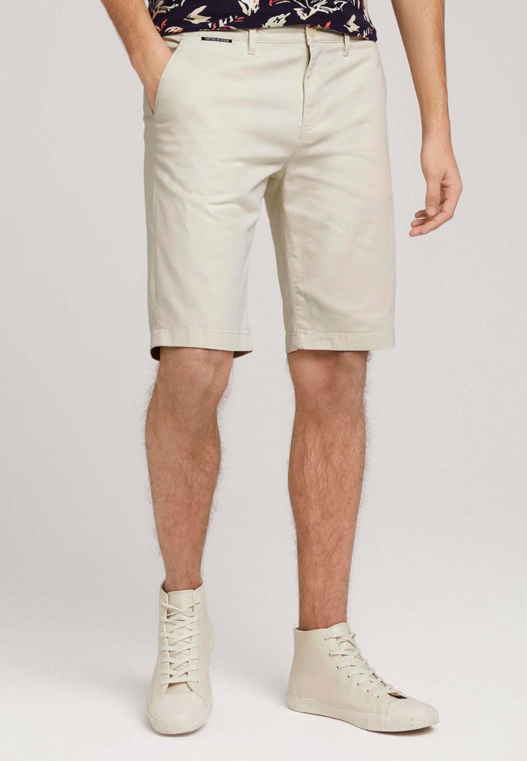 Мужские повседневные шорты Tom Tailor Denim 1024561: изображение 1
