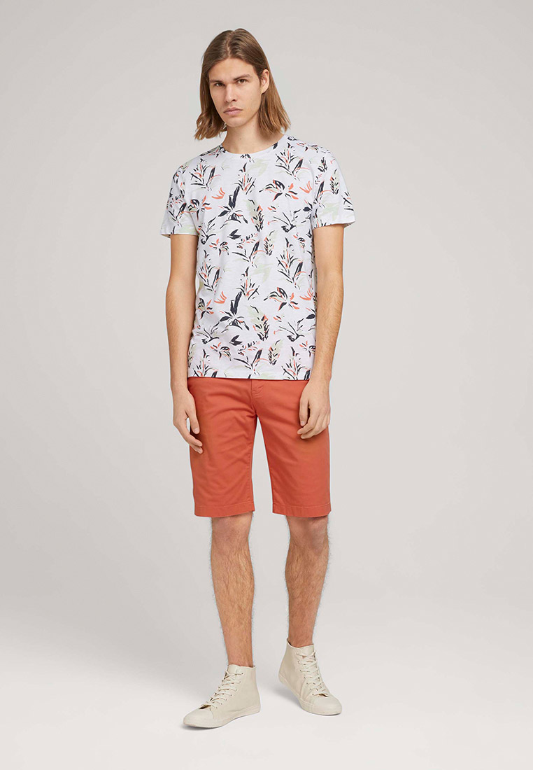 Мужские повседневные шорты Tom Tailor Denim 1024561: изображение 3