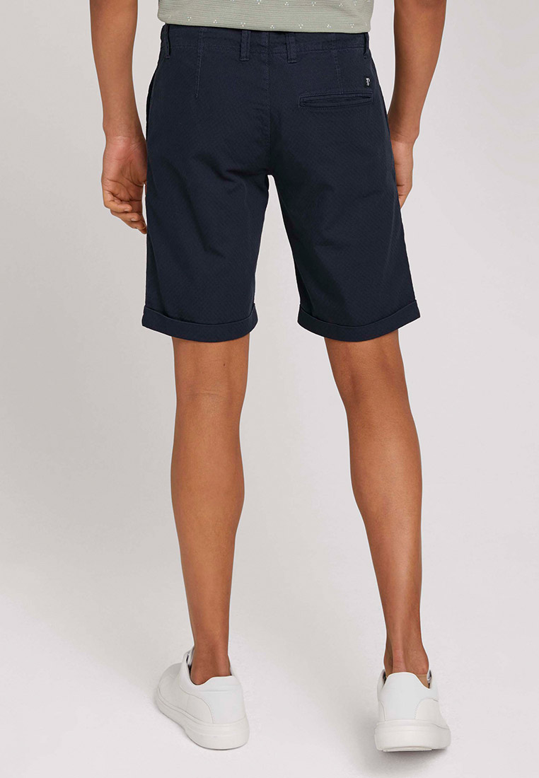 Мужские повседневные шорты Tom Tailor Denim 1024562: изображение 2