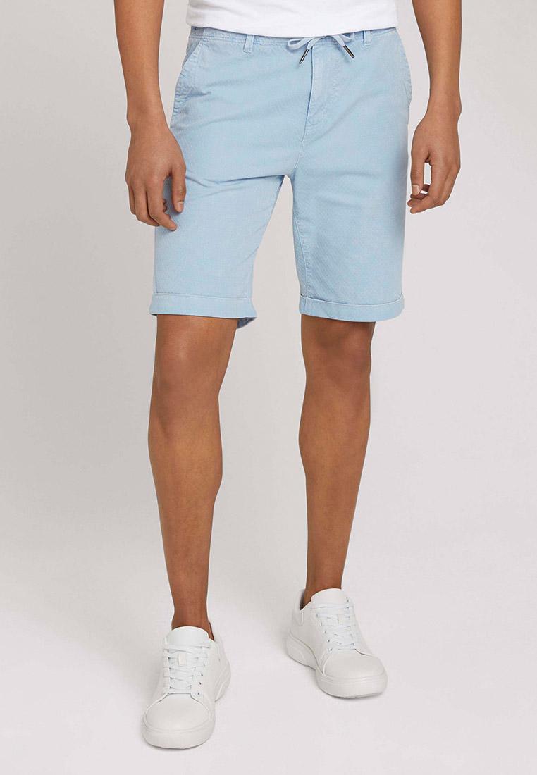 Мужские повседневные шорты Tom Tailor Denim 1024562: изображение 1
