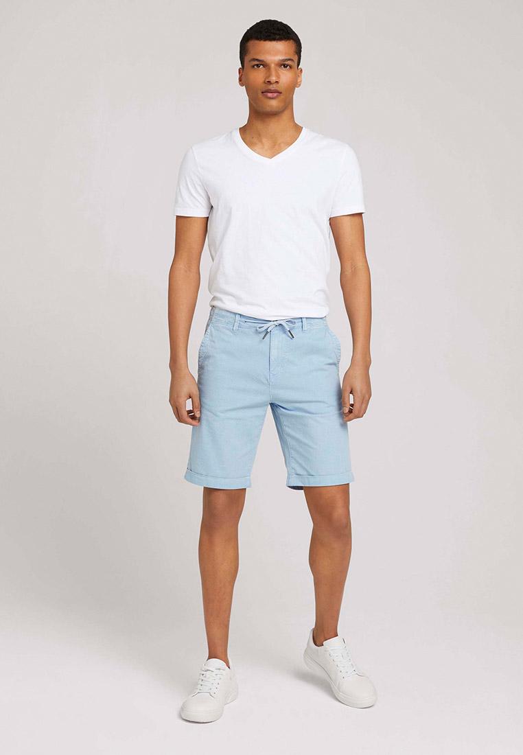 Мужские повседневные шорты Tom Tailor Denim 1024562: изображение 3