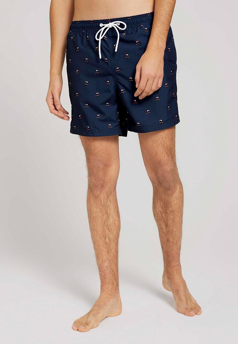 Мужские шорты для плавания Tom Tailor Denim 1024581: изображение 1