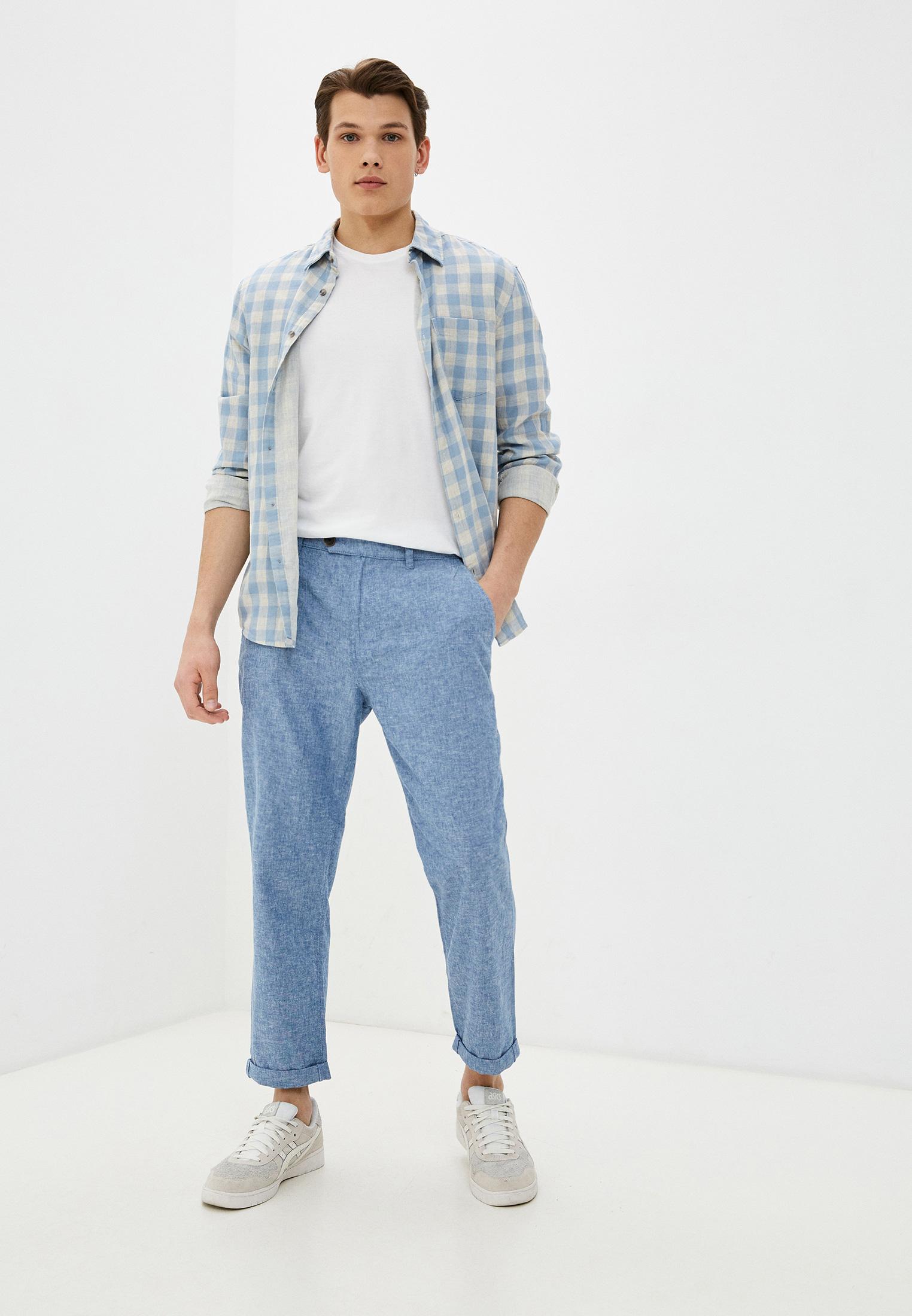 Мужские повседневные брюки Tom Tailor Denim 1025260: изображение 4
