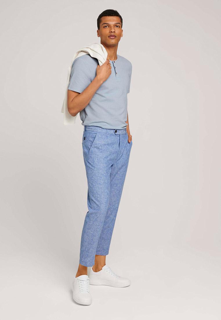 Мужские повседневные брюки Tom Tailor Denim 1025260: изображение 5