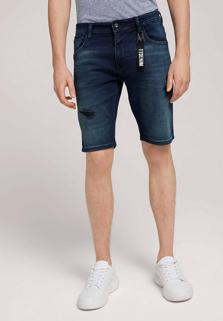 Мужские джинсовые шорты Tom Tailor Denim 1026079