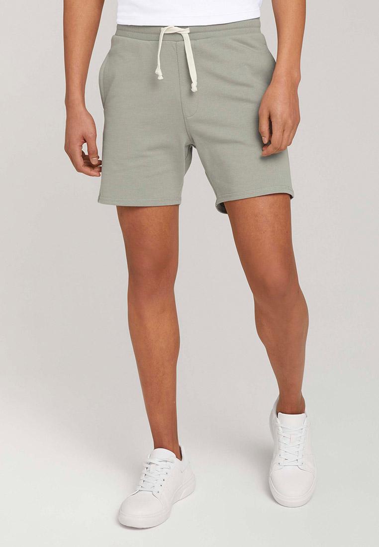 Мужские повседневные шорты Tom Tailor Denim 1026108: изображение 1