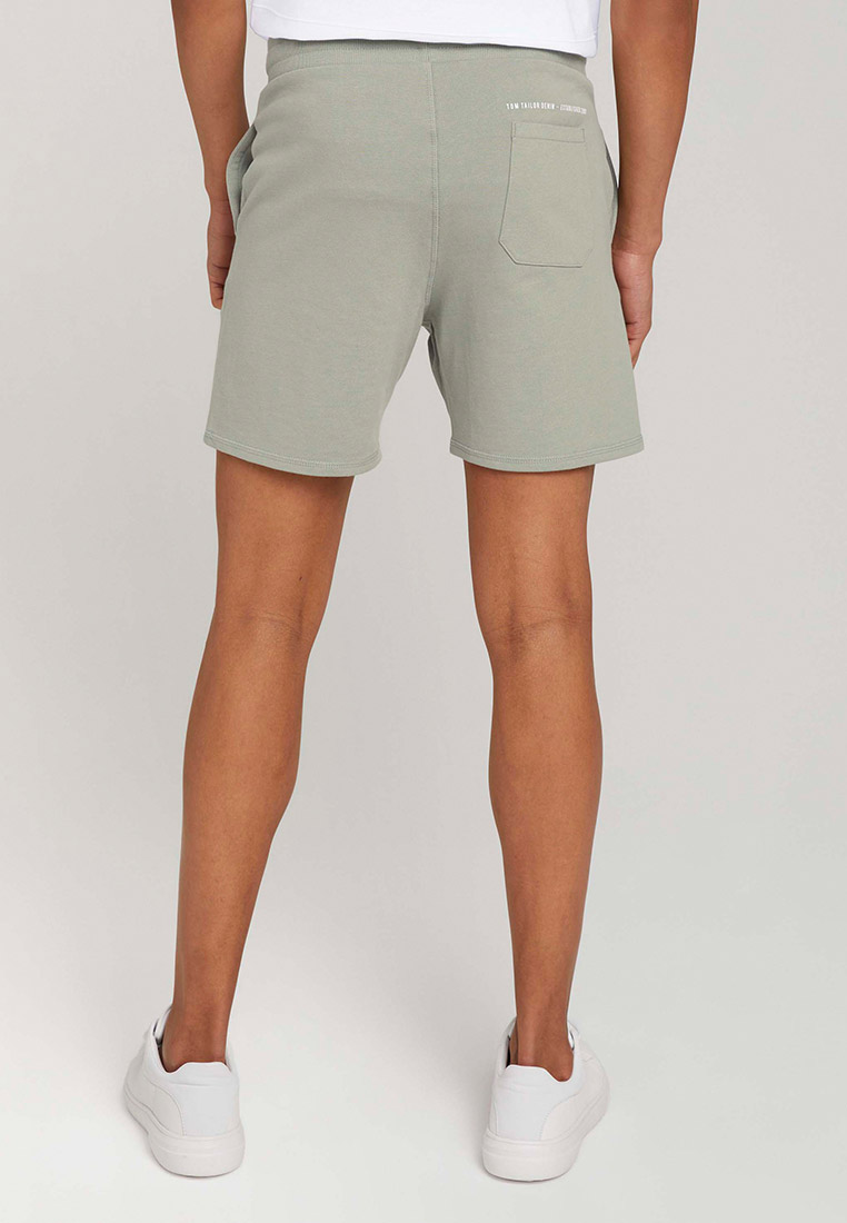 Мужские повседневные шорты Tom Tailor Denim 1026108: изображение 2