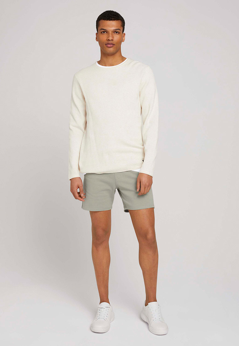 Мужские повседневные шорты Tom Tailor Denim 1026108: изображение 3