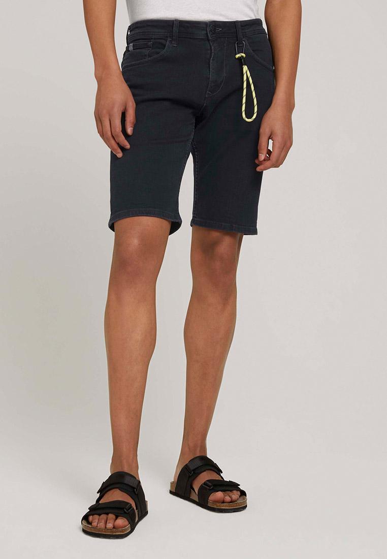 Мужские джинсовые шорты Tom Tailor Denim 1024511: изображение 4