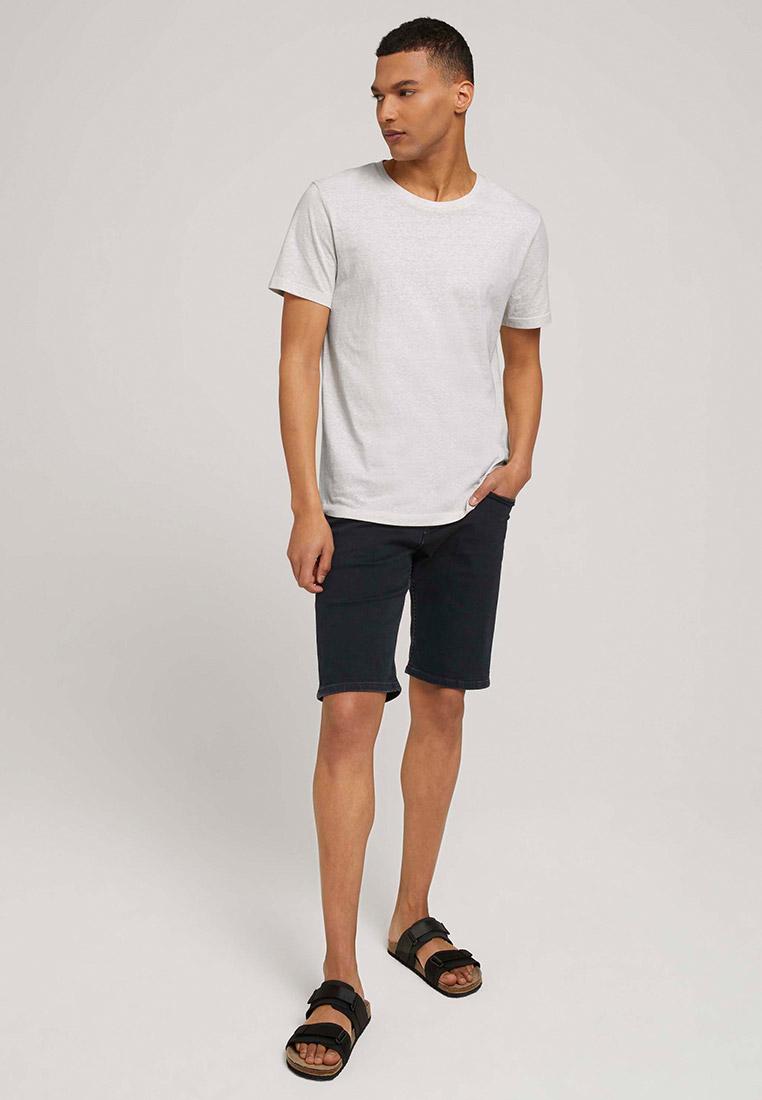 Мужские джинсовые шорты Tom Tailor Denim 1024511: изображение 6