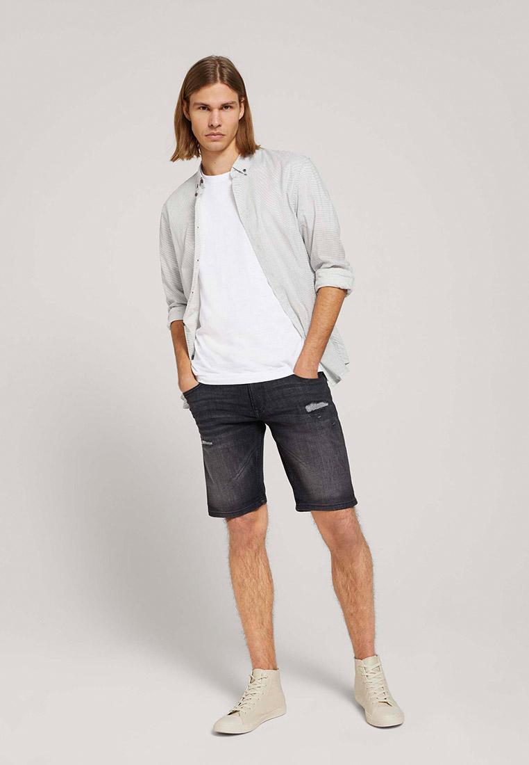 Мужские джинсовые шорты Tom Tailor Denim 1024515: изображение 3