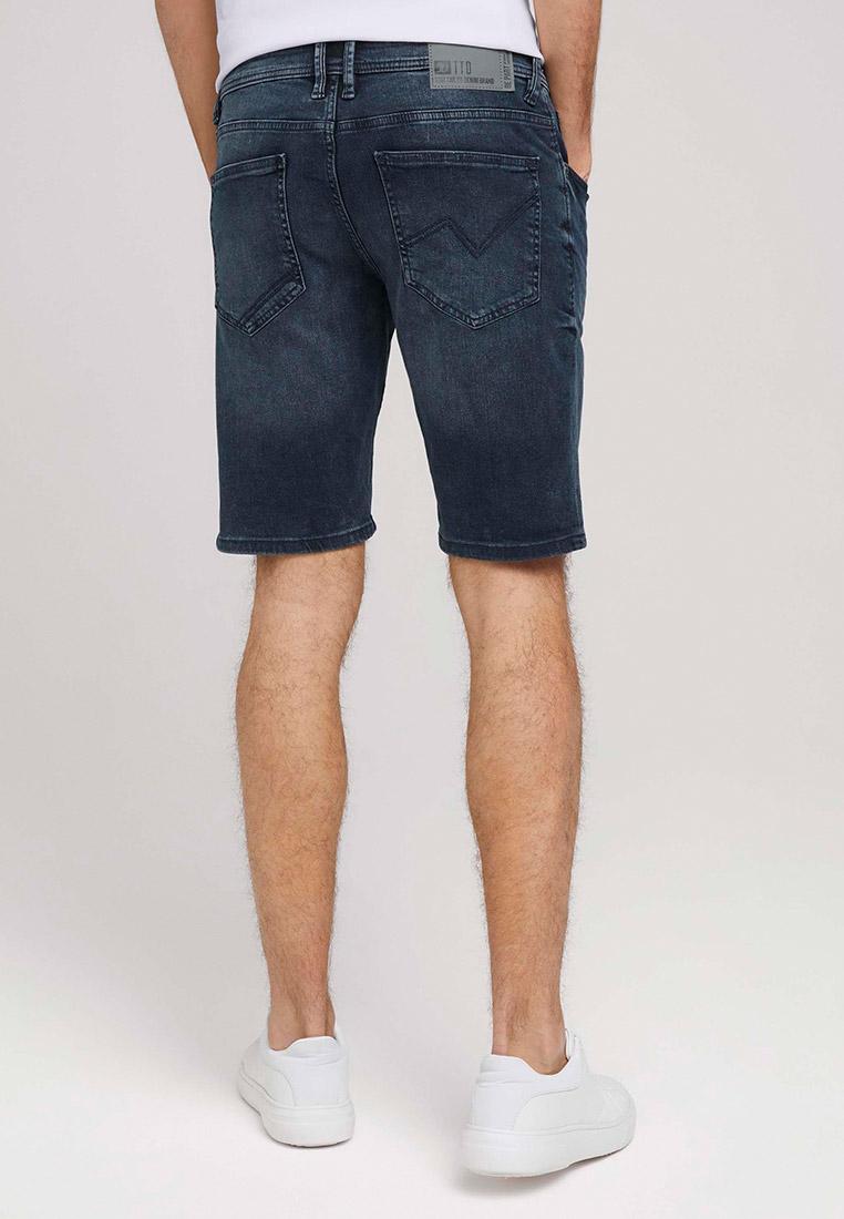 Мужские джинсовые шорты Tom Tailor Denim 1024518: изображение 2