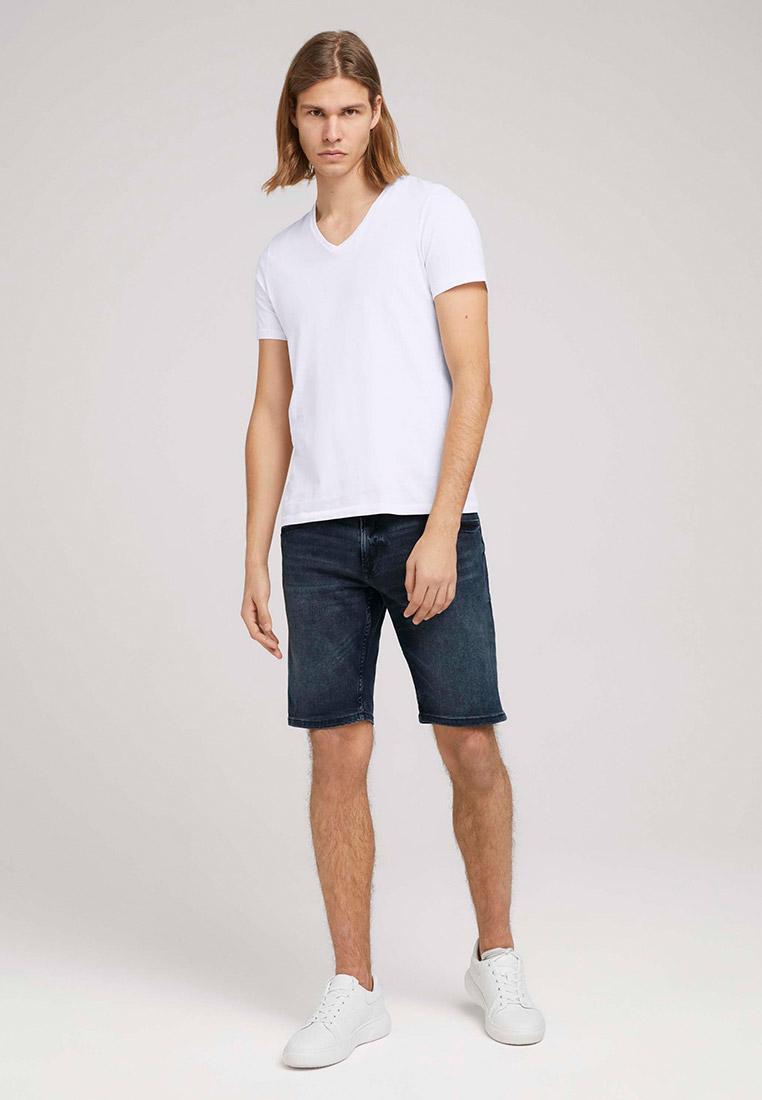 Мужские джинсовые шорты Tom Tailor Denim 1024518: изображение 3
