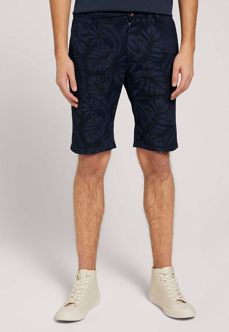 Мужские повседневные шорты Tom Tailor Denim 1024566: изображение 1