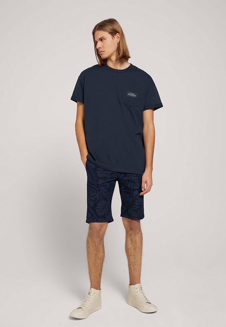 Мужские повседневные шорты Tom Tailor Denim 1024566: изображение 3