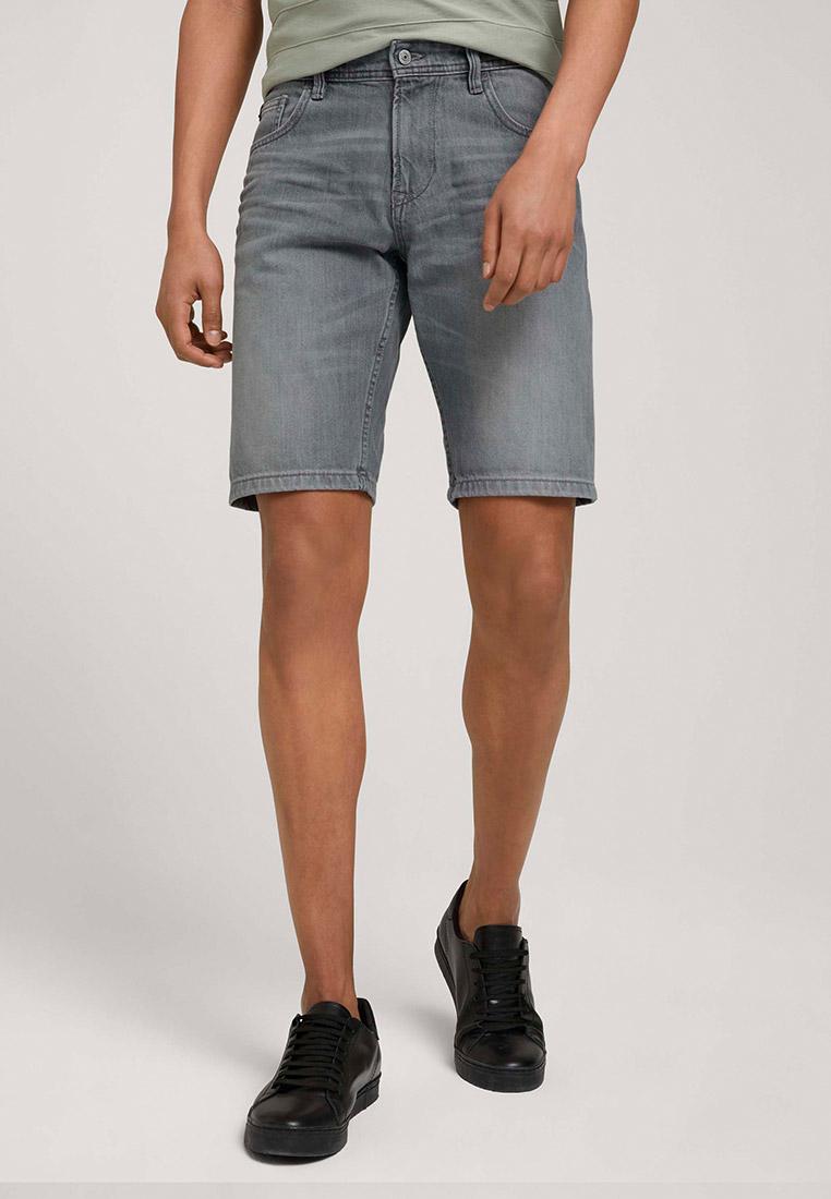 Мужские джинсовые шорты Tom Tailor Denim 1025527