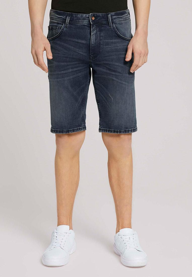 Мужские джинсовые шорты Tom Tailor Denim 1025528