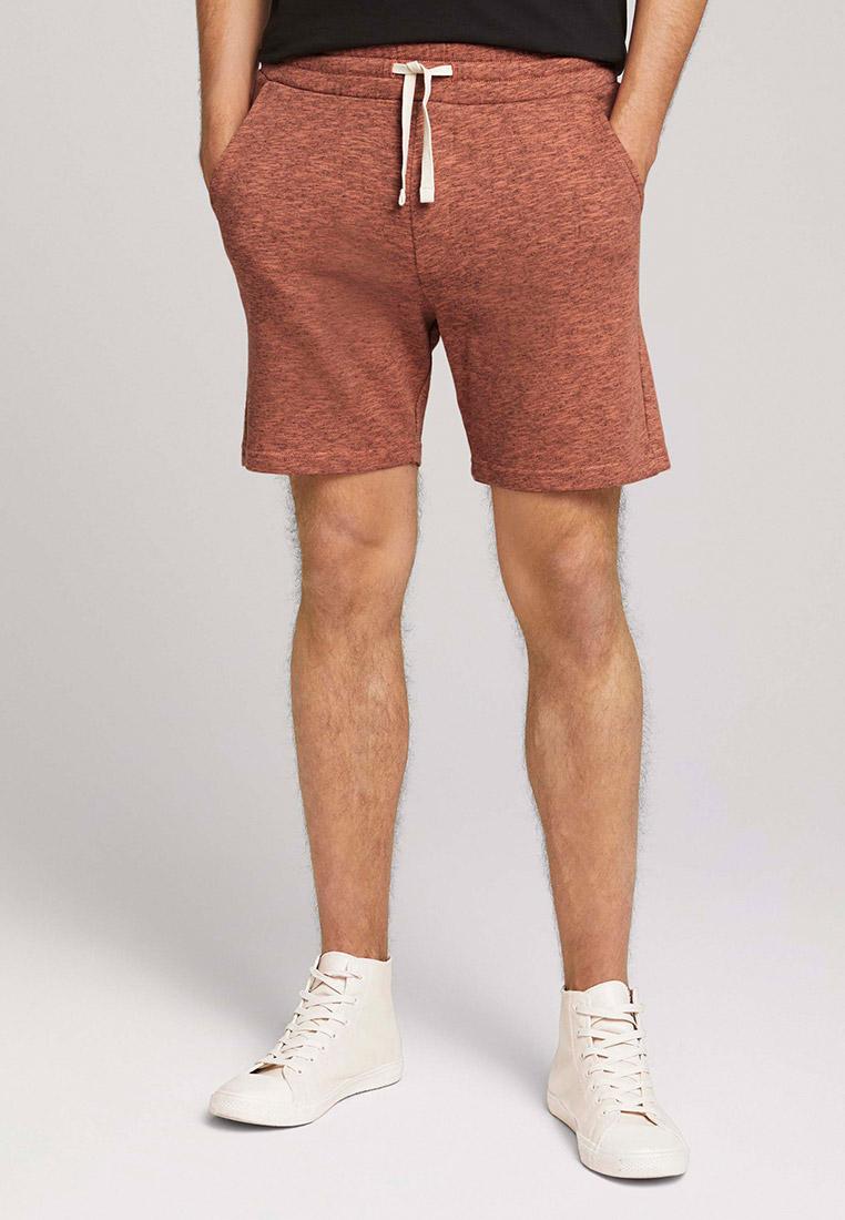 Мужские повседневные шорты Tom Tailor Denim Шорты спортивные Tom Tailor Denim