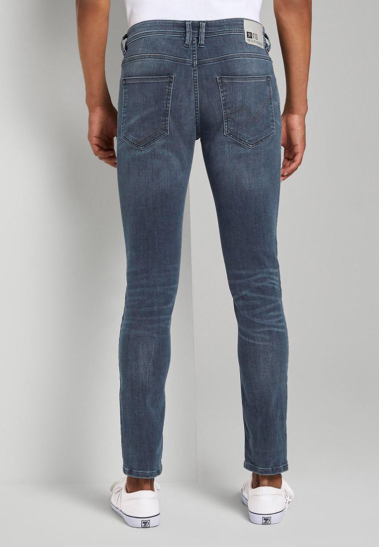 Зауженные джинсы Tom Tailor Denim 1021586: изображение 5