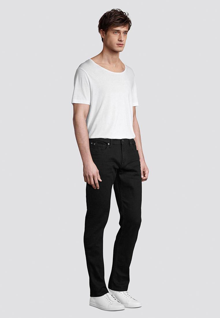 Зауженные джинсы Tom Tailor Denim 1008451: изображение 6