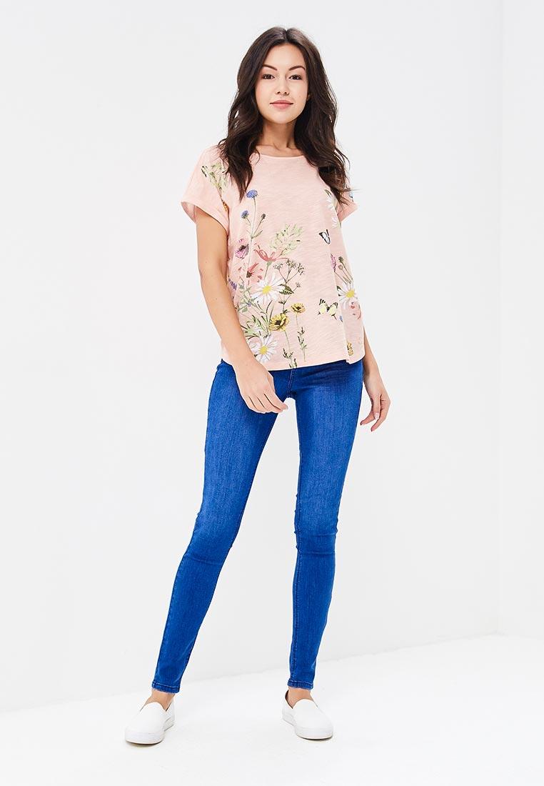 Зауженные джинсы Tom Tailor Denim 6255174.00.71: изображение 2