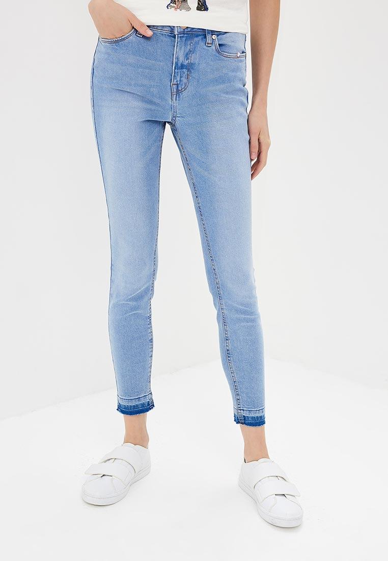 Зауженные джинсы Tom Tailor Denim 1001497